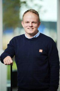 Anders Rønning Garbrecht fra salg