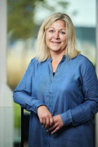 Anne Clausen fra Økonomi afdelingen