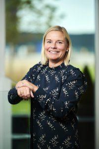 Jannie Trier fra Økonomiafdelingen hos Odense Havn A/S