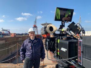 Behind the scenes på Odense Havn